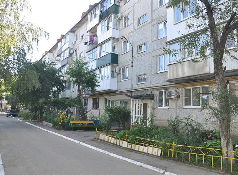 Дом №22 по улице Интернациональной, который обслуживает «Наш город»