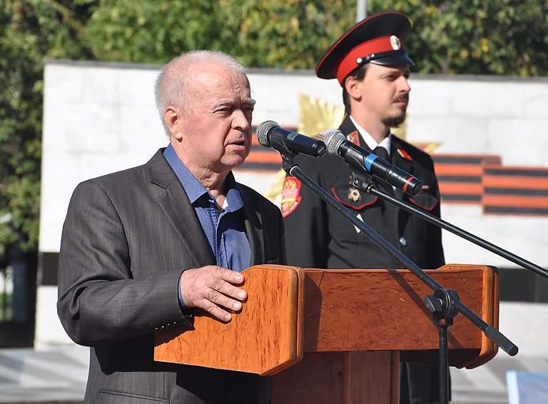 Память воинов-освободителей почтили в день освобождения Краснодарского края в парке Победы Белореченска, фото-4