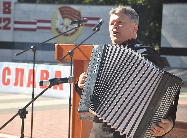 Память воинов-освободителей почтили в день освобождения Краснодарского края в парке Победы Белореченска, фото-8