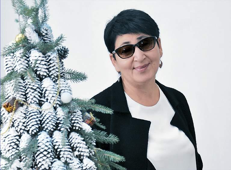 Альбина Сергеевна ЛЫСАК, директор школы №25 станицы Гурийской