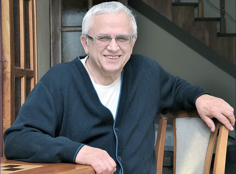 Валентин Борисович ПАРАМОНОВ, пенсионер