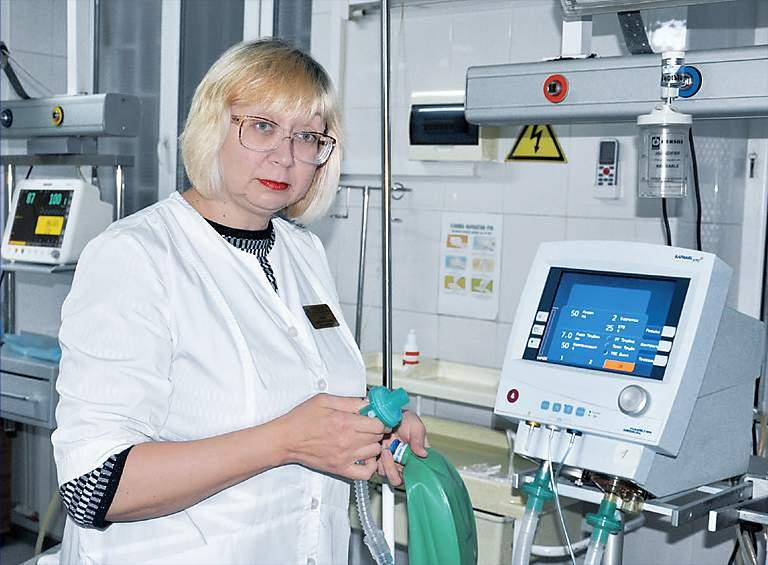 Ирина Анатольевна ЗАЙЦЕВА, врач-терапевт (участковый) врачебной амбулатории станицы Черниговской