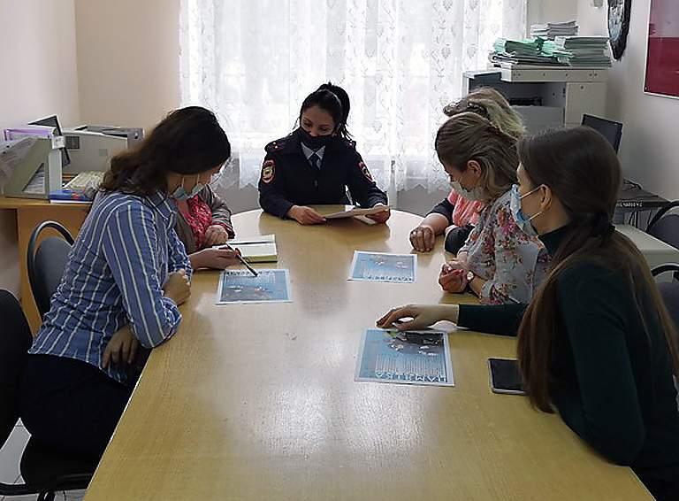 Фото предоставлено ОМВД России по Белореченскому району
