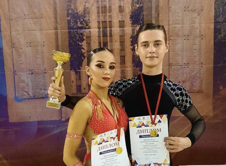 Илья Шатров и Екатерина Корниенко