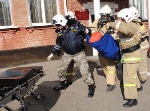 Командно-штабные пожарно-тактические учения_8