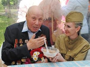 День Победы - 2017 в Белореченске