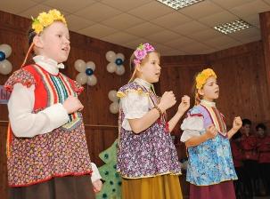 Фестиваль детского творчества «Рождество Христово»