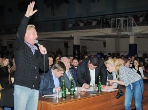 Фестиваль КВН на кубок главы Белореченского района
